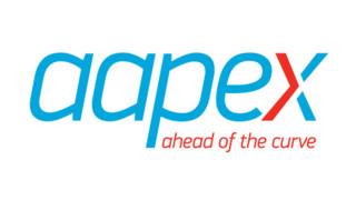 AAPEX unveils new logo