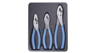 3 Piece Slip Joint Pliers Set, No. CPL319