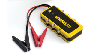 Charge It! PP15 Power Pac Power Supply and 12V Jump Starter