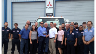 Mitsubishi Fuso announces 2014 Dealer of the Year Awards