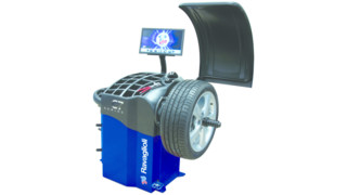GP7.340 RS Professional Series Wheel Balancer