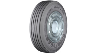 Fuel Max LHS long haul steer tire