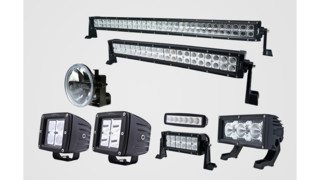 Optilux LED lighting series