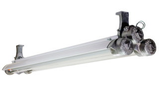 LED Light Fixture, No. EPL-48-2L-LED