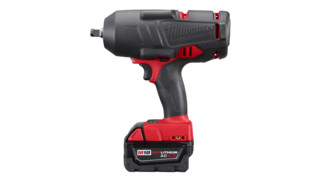 M18 FUEL 1/2 High Torque Impact Wrench with Friction Ring Kit