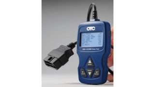 Trilingual OBDII/EOBD & CAN Scan Tool No. 3109N