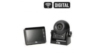 Wireless Hitch Camera, No. RVS-83112