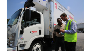 Ryder launches mobile tablet apps for renting trucks