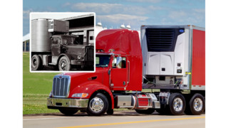 Carrier Transicold commemorates 75 years of road transport refrigeration