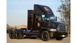 Agility to supply UPS with CNG fuel systems for 445 additional trucks