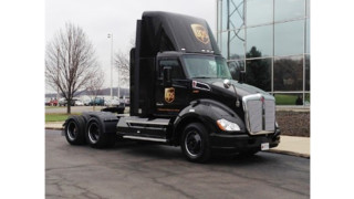 Quantum Technologies provides fuel systems to UPS for 319 CNG heavy duty trucks