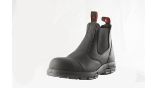 Redback USA Easy Escape Steel Toe with Scuff Cap, No. USBBKSC
