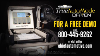 Elektron TrueAutoMode Driven Spot Welder Video