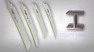 Lenox Power Arc Curved Saw Blades Video