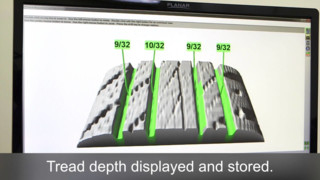 Hunter Quick Tread Drive Over Tread Depth System Video