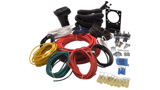 7-Way Wiring Kit