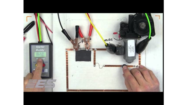 Electronic Specialties Starter Buddy Video