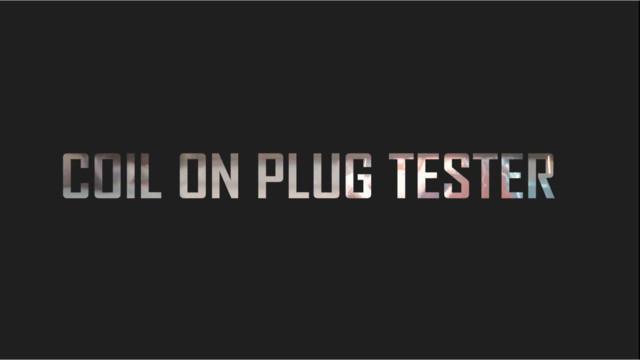 Innova 4400 Coil On Plug Tester Video