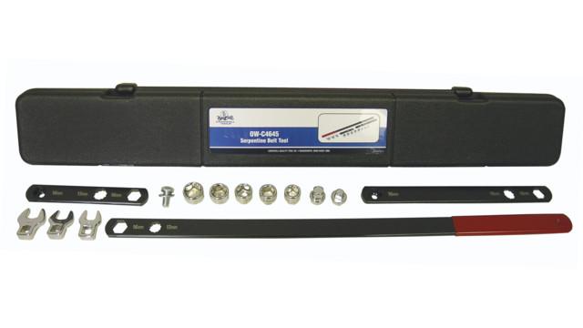 Serpentine Belt Tool, No. OWC4645