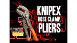 Knipex Cobra Hose Clamp Pliers Video