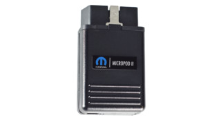 MicroPod II diagnostic tool