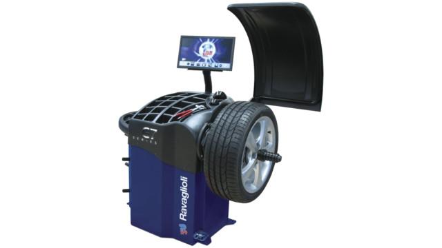 GP7.340 RS Professional Series Wheel Balancer