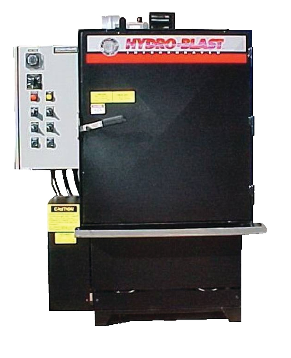 Hydro-Blast Inc. Aqueous Cabinet and Conveyer Style Parts Washer ...