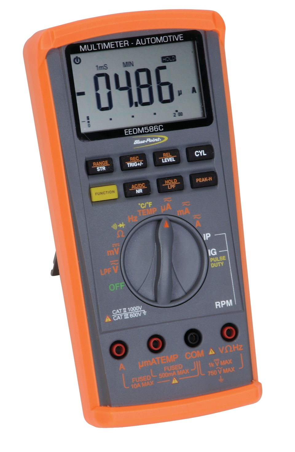 Snap On Multimeter : Blue point snap on automotive dmm eedm ck in multimeters
