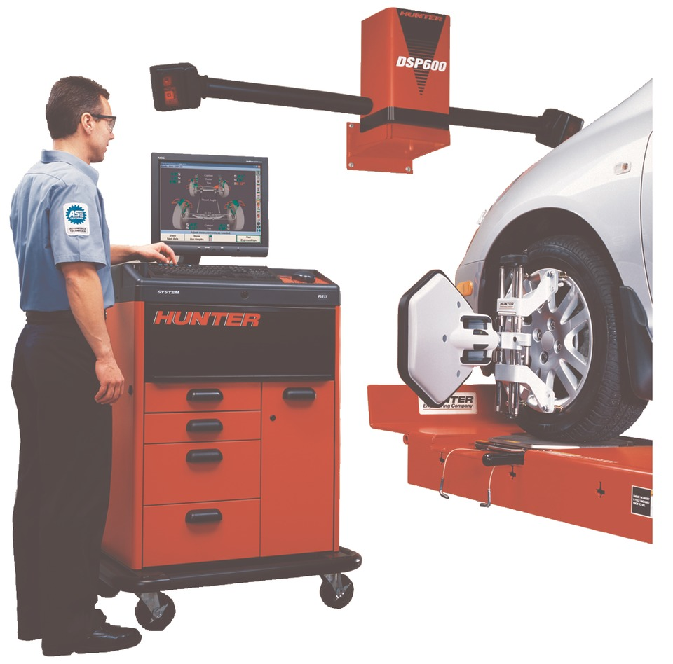 hunter engineering company premium r811 alignment system in wheel rh vehicleservicepros com Hunter DSP600 Results Hunter DSP600 Results