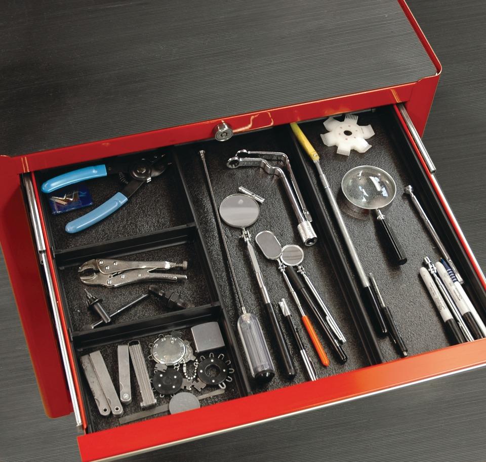 Beautiful Toolboxdrawerdividersystem10097517 · Toolboxdrawerdividersystem10097517.  Ernst Manufacturing Has Developed An Innovative, Robust Toolbox Drawer  Divider ...