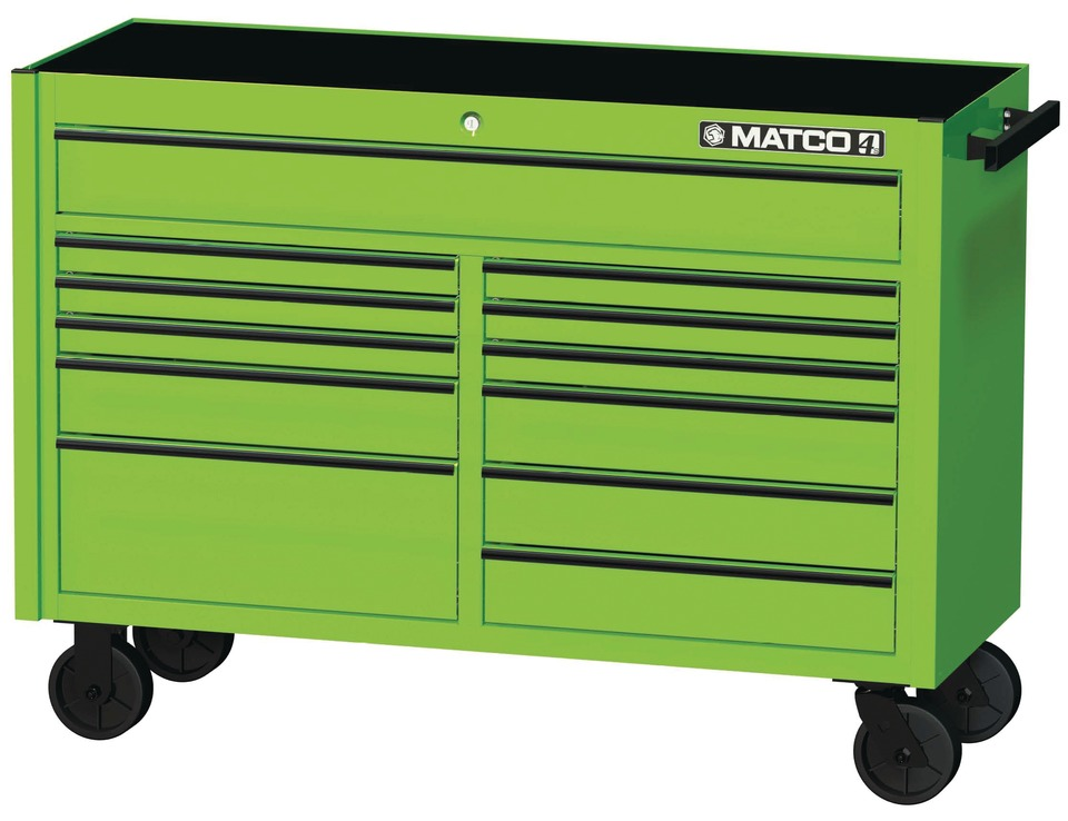Matco Tools 4s series 41F22R and 4222R toolboxes in Toolboxes