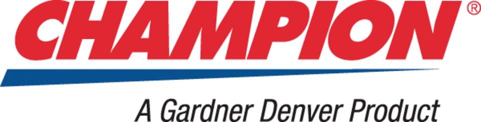 Champion A Gardner Denver Product