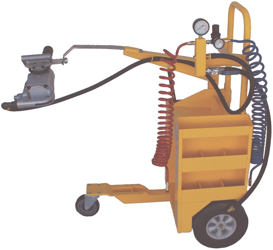 tire service equipment manufacturing  tsi ws  mobile wheel work station  tire changers