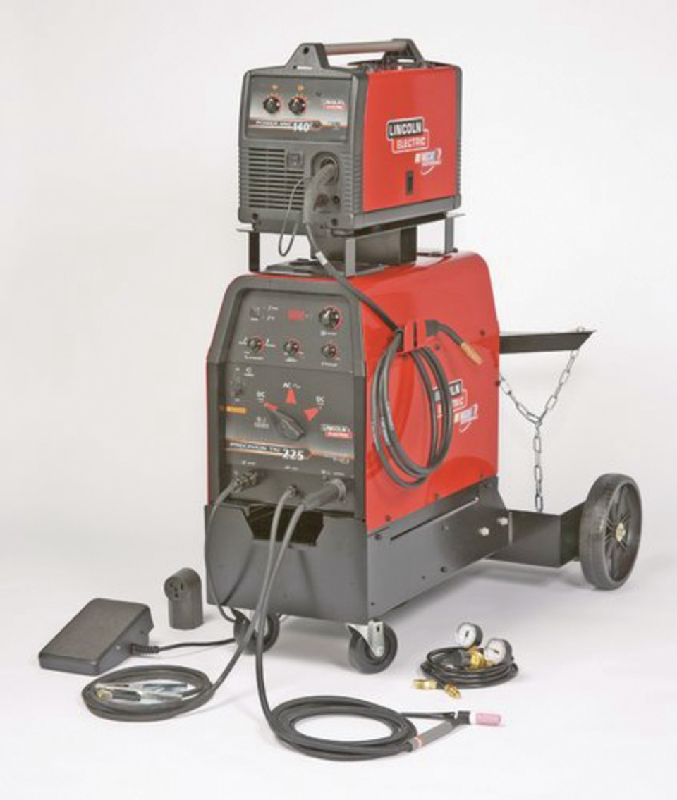 Lincoln 140c Welder Parts Mig Electric Precision Tig Power One Pak In Combo Welders 960x1135