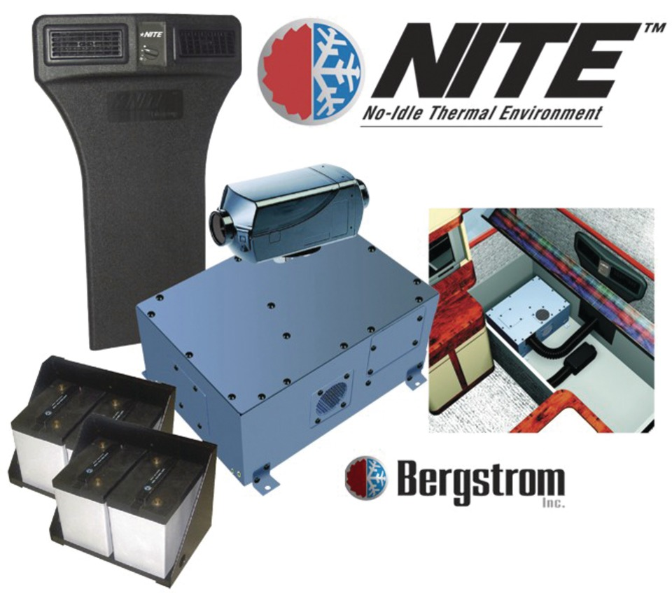 Bergstrom Climate Control Systems N I T E  System in