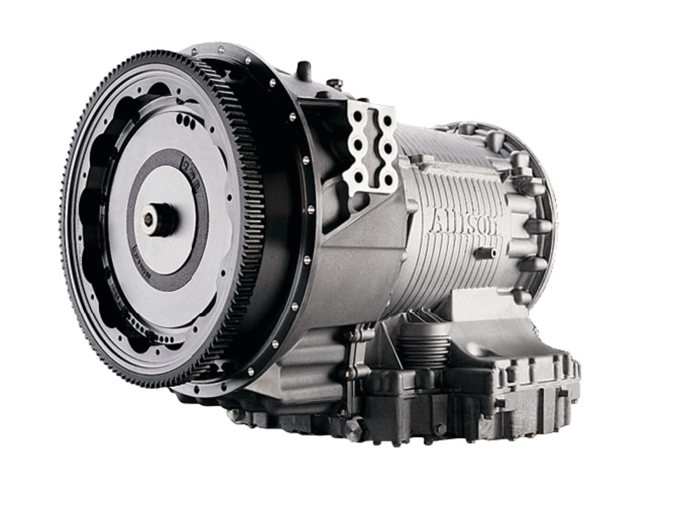 allison transmission inc 4000 and 4500 series transmissions in truck and truck body oems