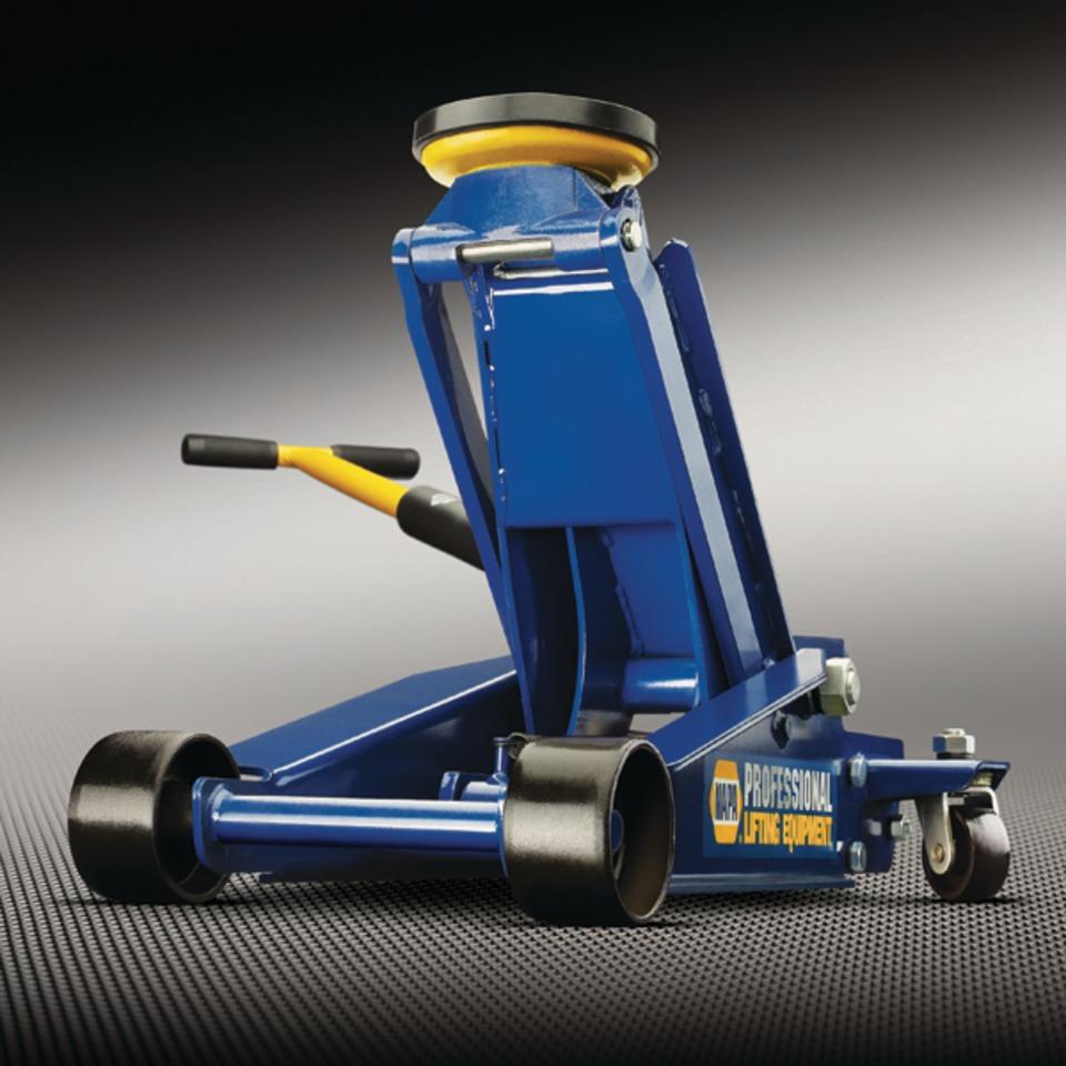 Napa Blue Steel Swivel Handle Jack In Floor Jacks