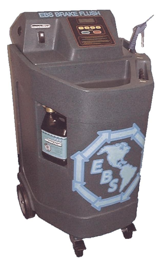 ebs products ebs brake flush in shop equipment. Black Bedroom Furniture Sets. Home Design Ideas