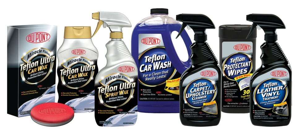 Dupont Automotive Finishes Dupont Teflon Car Care In Chemicals