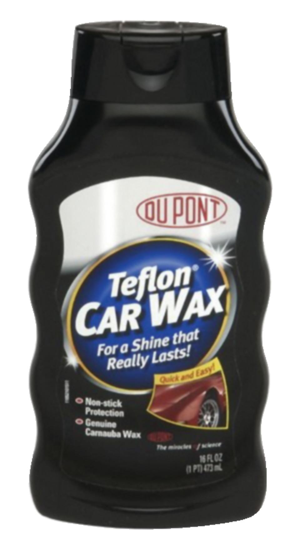 Car Detailing Supplies >> Teflon Car Wax - Sexiest Bbw