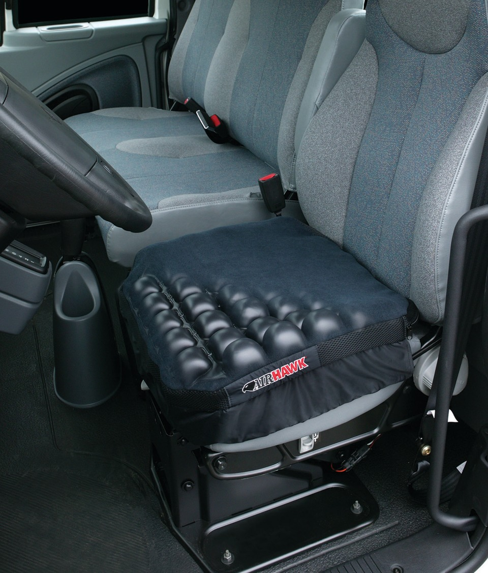 AIRHAWK Inc  Truck Comfort Seating System in Cab & Body