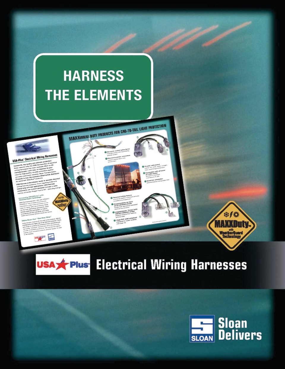 Peachy Sloan Transportation Products Usa Plus Electrical Wiring Harnesses Wiring 101 Archstreekradiomeanderfmnl