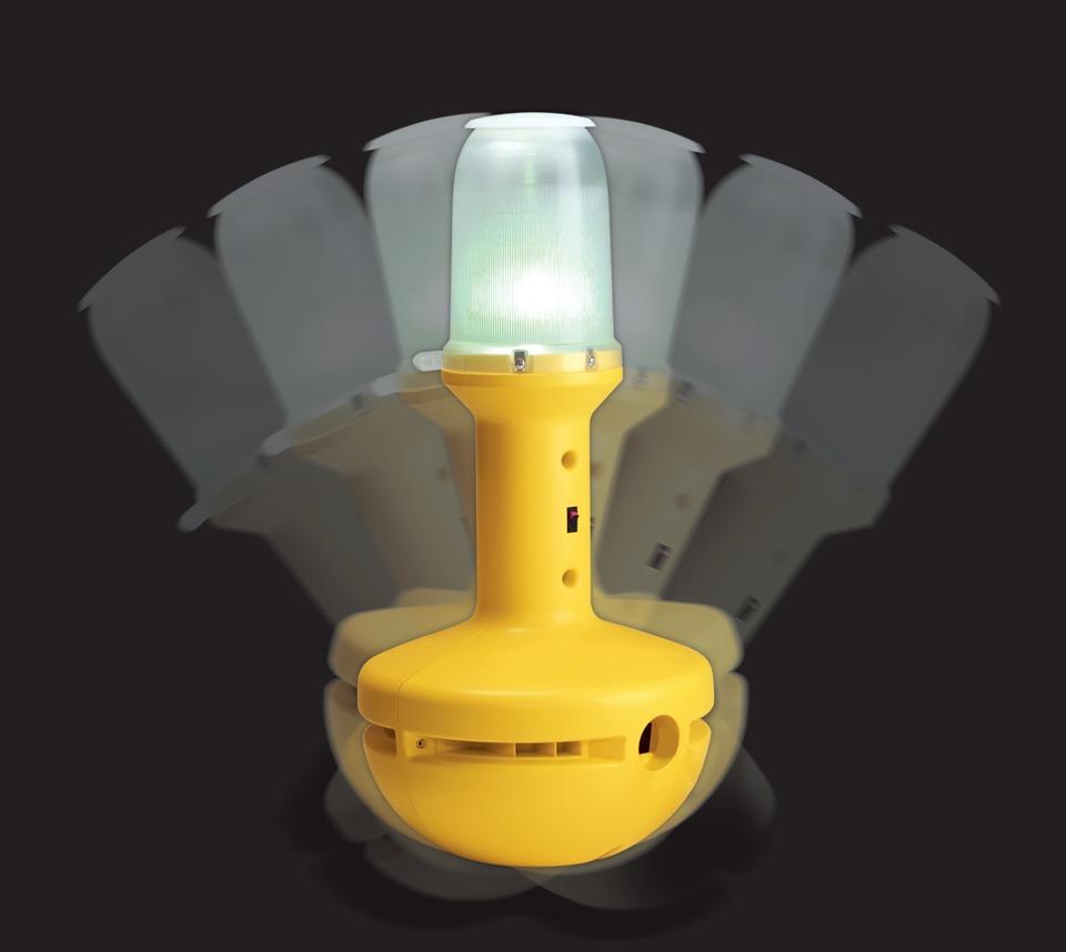ProBuilt Professional Lighting LLC Wobble Light In Shop