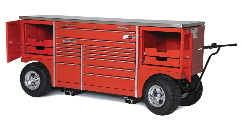 snap on inc ironhead tool utility vehicle tuv in toolboxes. Black Bedroom Furniture Sets. Home Design Ideas