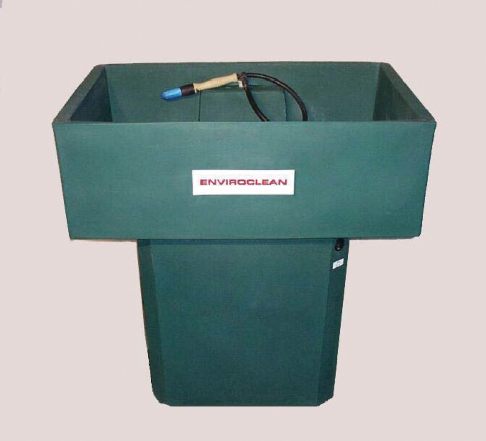 Trionic Corp Environclean Deluxe Parts Washer No N316 In Parts