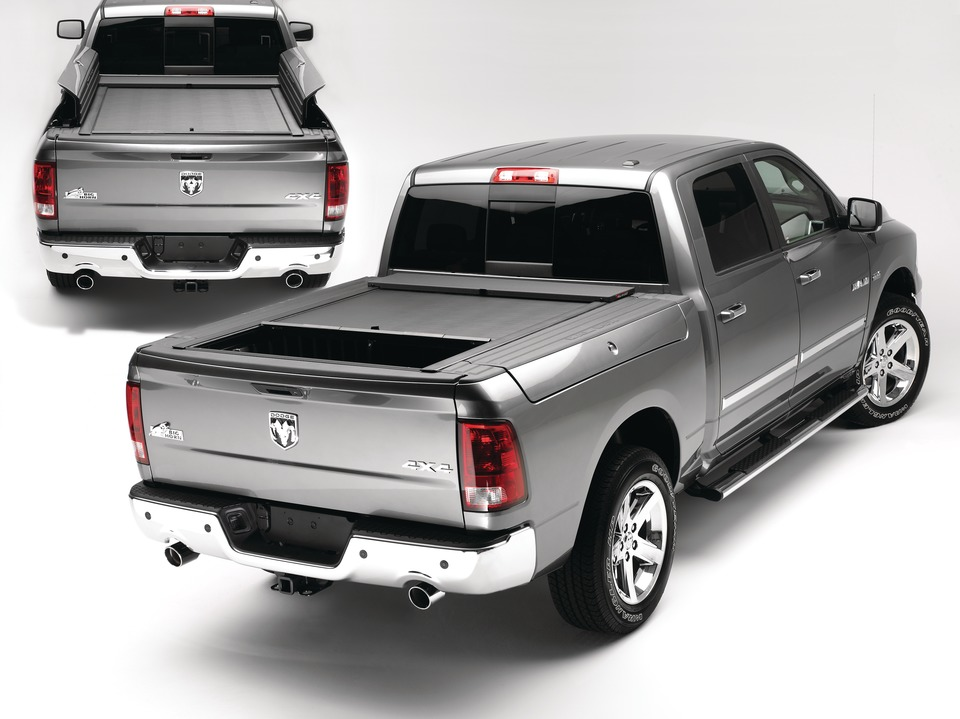 Dodge Rambox Bed Cover