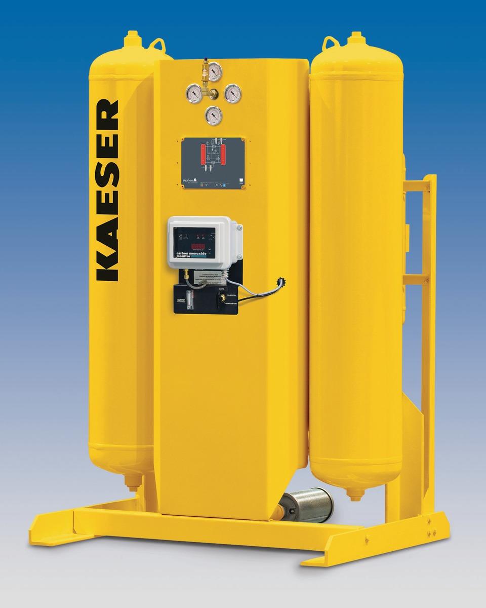 Kaeser Compressors Inc Kaser Breathing Air System Kbs