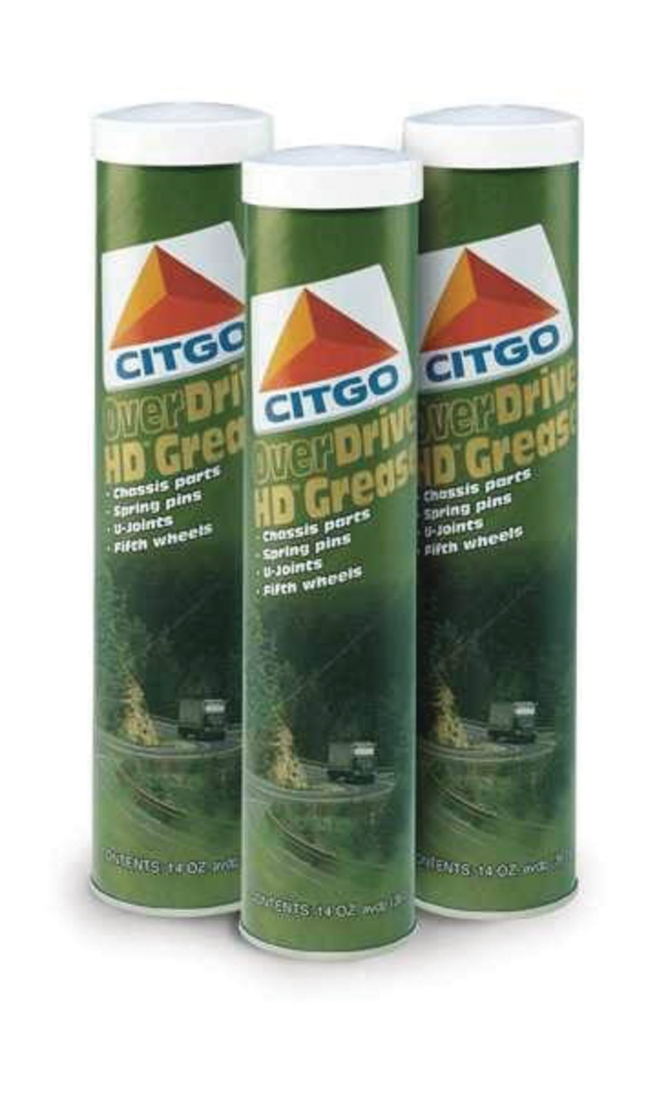 Citgo Lubricants Citgo Overdrive Hd Grease In Lubricants