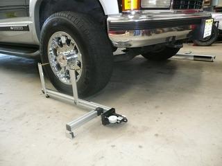 Advantage Auto Systems Llc Portable Laser Wheel Alignment