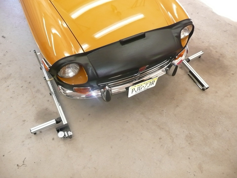 Advantage Auto Systems Llc Portable Laser Wheel Alignment System In